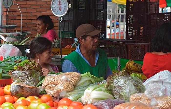 Se consolida la alianza entre consumidores y productores Jose Borrero gestor