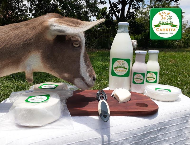 Productos orgánicos CABRITA - José María Borrero